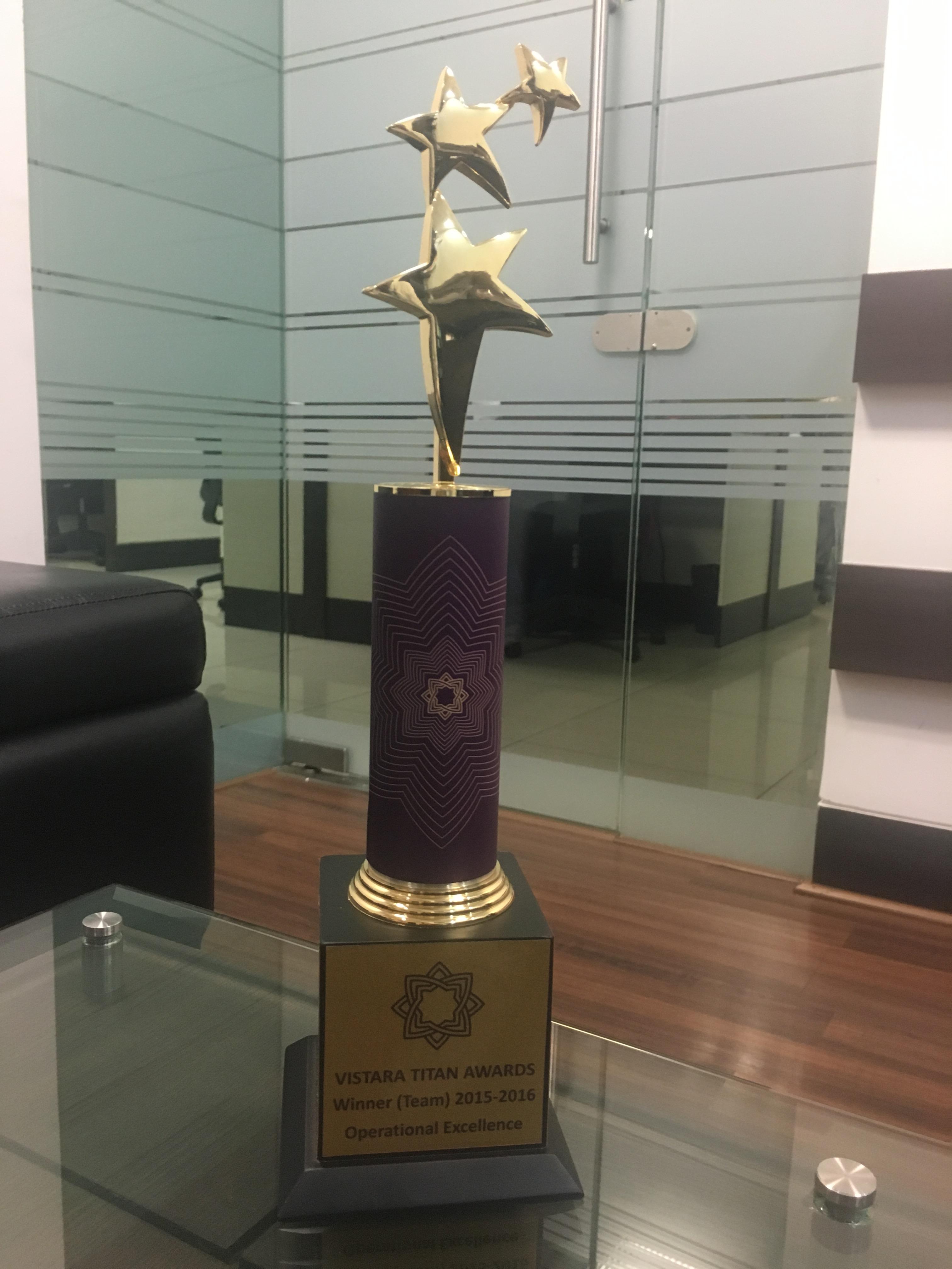 Vistara-ÇelebiNas İşbirliği Mumbai'de Ödüllendirildi