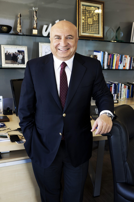 Sani Şener, Körfez Bölgelerinin En Güçlü 10 Lideri Arasında