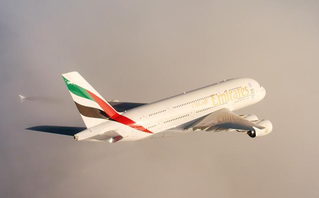 Emirates'ten uçuran kampanya