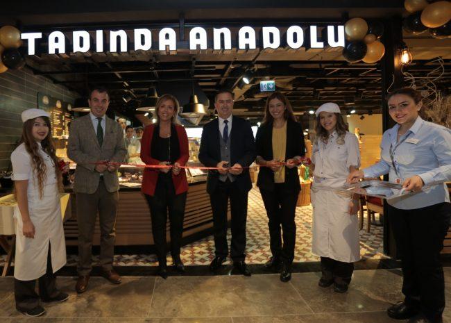 "BTA ""Tadında Anadolu"" ile Altunizade'de"