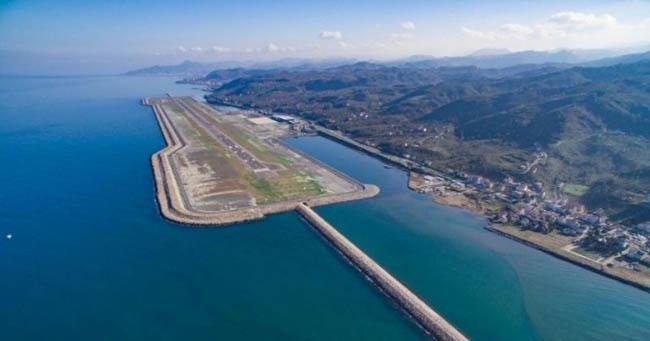 Ordu-Giresun Havalimanı'na DVOR-DME kurulacak