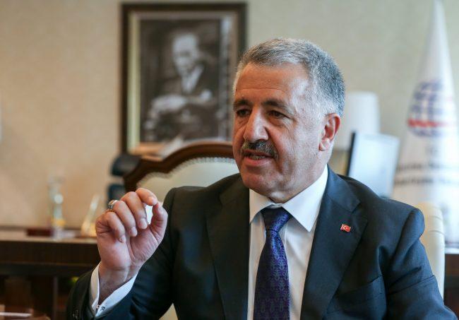 """UHD Bakanı Ahmet Arslan'ın """"10 Kasım"""" mesajı"""