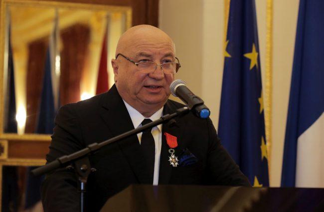 Şener, Brüksel'de Türkiye'yi anlattı