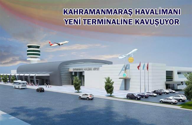 Başbakan Yıldırım Kahramanmaraş Havalimanının temelini atacak