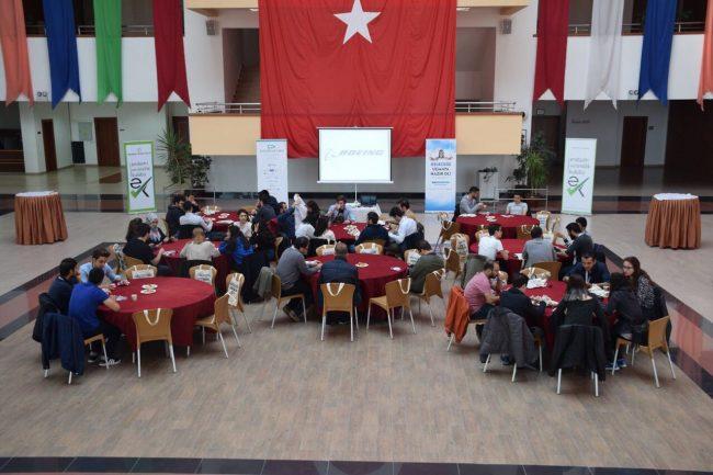 """""""Airpreneurs"""" programı Eskişehir'de"""
