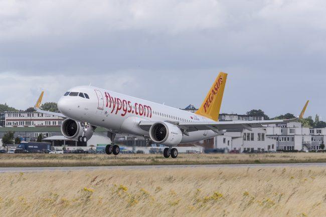 Pegasus İzmir-Amman uçuşlarına başlıyor