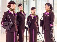 """Burçak Ilıman; """"En güzel kıyafetli kabin ekibi Etihad Havayollarında"""""""