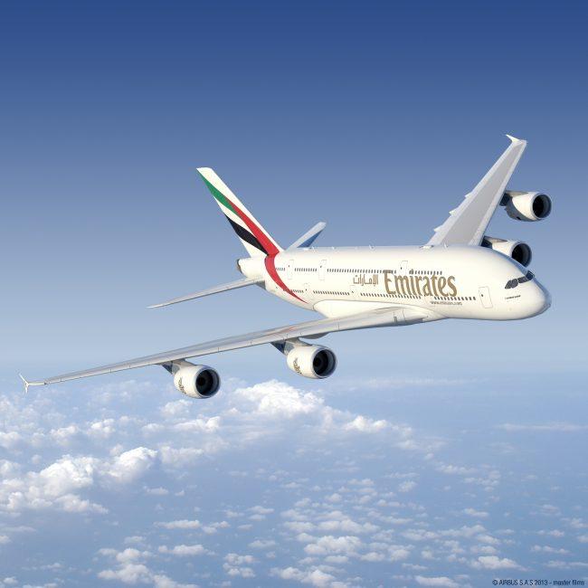 Emirates'ten Ekim'e özel fiyatlar