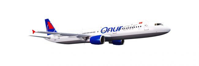 Onur Air 2018'de Rusya'da kararlı