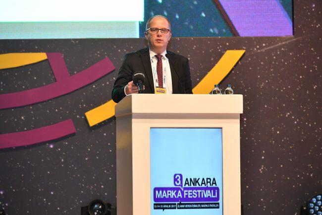 Amadeus, Ankara Marka Festivali'ne katıldı