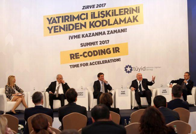 """TAV Havalimanları İcra Kurulu Başkanı Şener; """"şirket hissedarlarına karşı sorumluluklarımız var"""""""