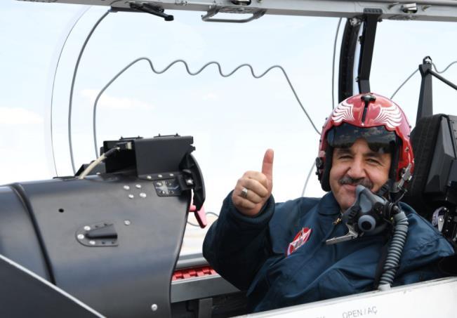 UDH Bakanı Arslan, 7 Aralık Ulusalararası Sivil Havacılık Günü'nü kutladı