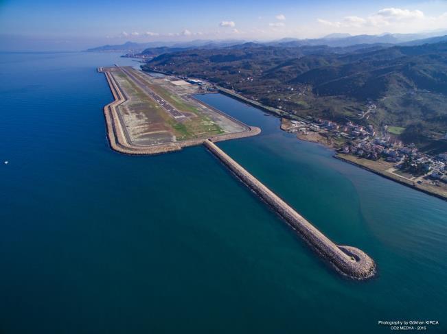 Karadeniz Bölgesi havalimanları 2017'de hareketli geçti
