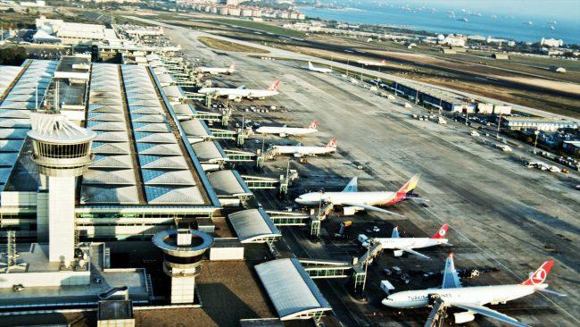 TAV Havalimanları ilk çeyreğinde 28 milyon yolcuya hizmet verdi