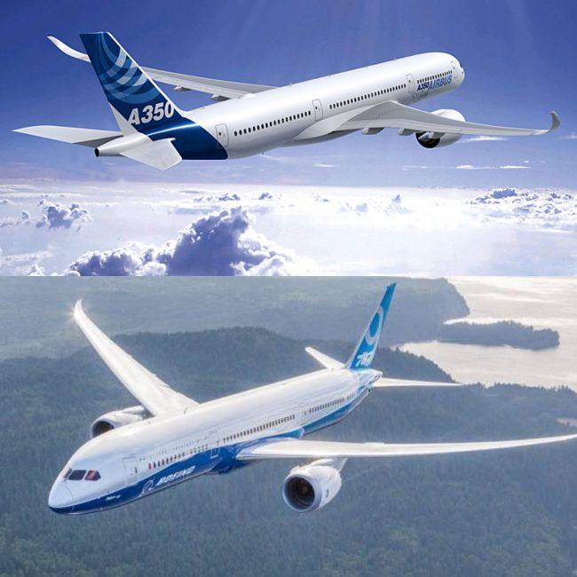 THY'nin Airbus ve Boeing siparişleri kesinleşti.
