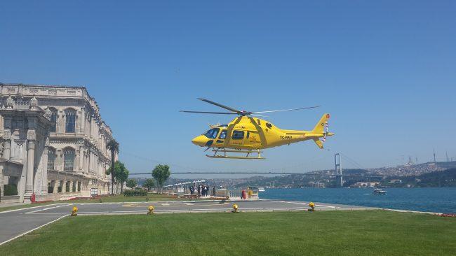 Kaan Air'dan 15 dakika İstanbul turu
