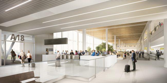 TAV İnşaat ve Rönesans Holding Schiphol Havalimanı ek terminal binasını inşaa edecek
