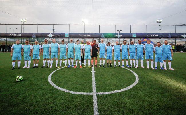 Futbolun yıldızları İGA'da buluştu