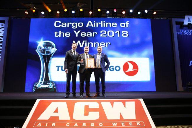 Turkish Cargo'ya bir ödül daha