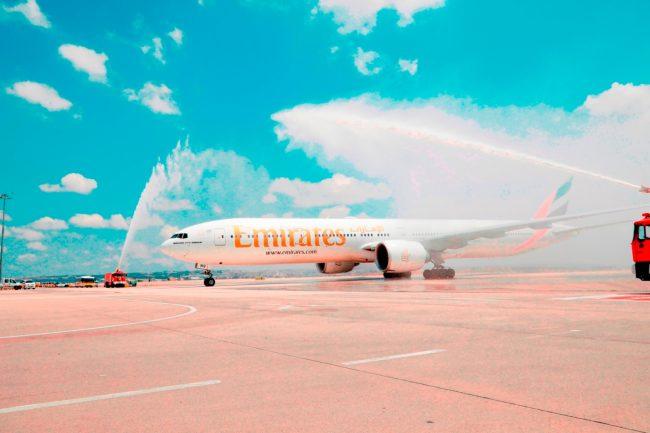 Emirates İSG-Dubai uçuşları başladı