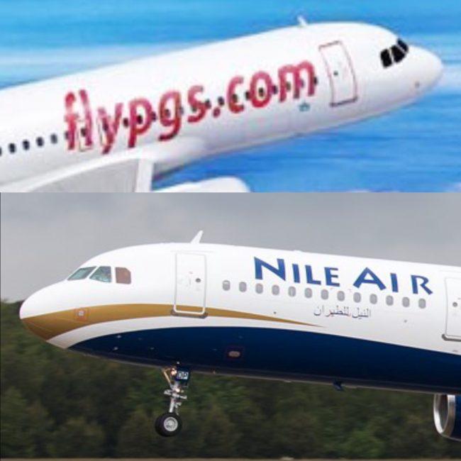 Pegasus ve Nile Air ortak uçacak