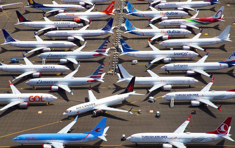 """Boeing'in """"737 MAX"""" uçaklarına federal soruşturma"""