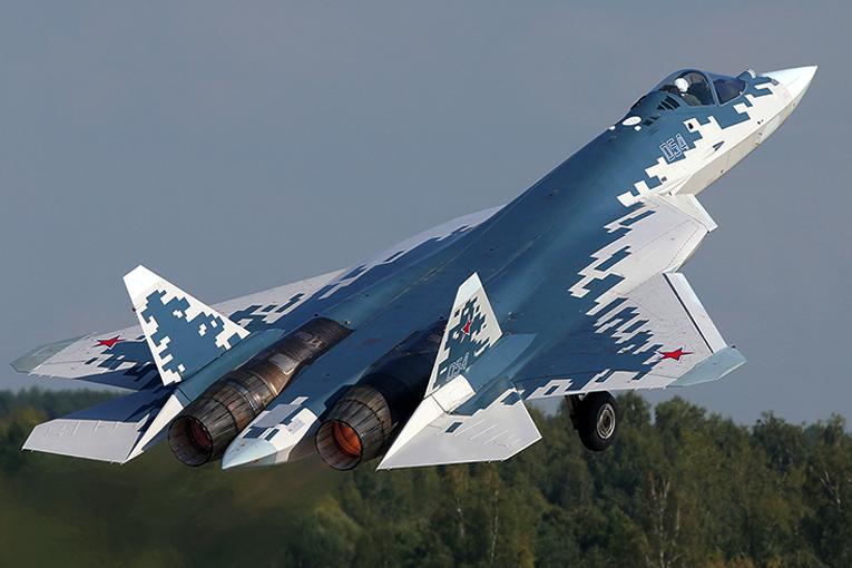 Rusya'dan Su-57 açıklaması
