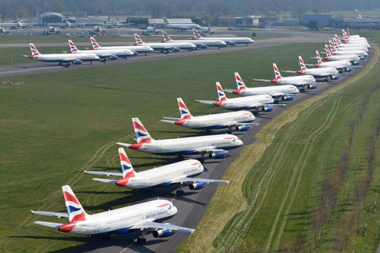 British Airways, 800 pilotunu işten atıyor
