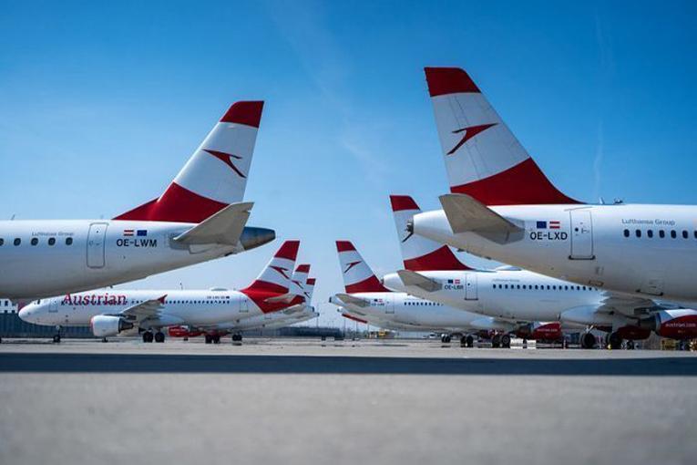 Avusturya Havayolları, yeni filo yapılanmasına gidiyor
