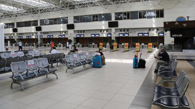 Antalya Havalimanı hazır