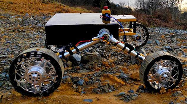 İTÜ Rover Takımı NASA'da insansız kara aracıyla 3. oldu