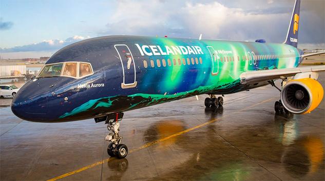 İzlanda Havayolları 2 bin kişi işten çıkardı