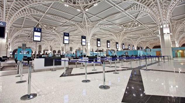 TAV'a Medine'de en iyi bölgesel havalimanı ödülü