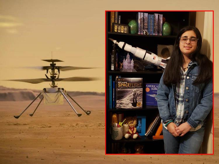 """NASA'nın Mars'a göndereceği helikopter """"Hüner"""""""