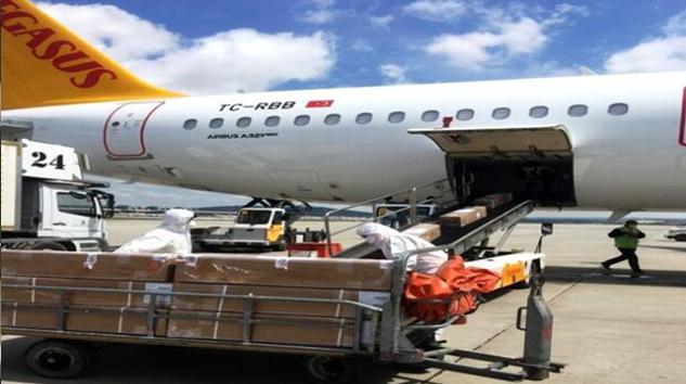 Pegasus Hava Yolları, kargo uçuşlarına başladı