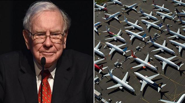 Warren Buffett hisseleri satınca 4 havayolu değer kaybetti