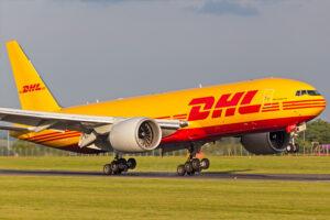 DHL, Boeing ile 8 adet B777F anlaşması imzaladı