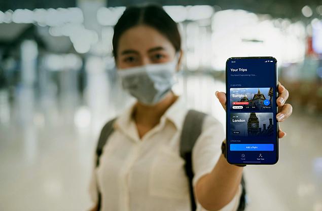 Airbus, kolaylık için yolcularına 'Tripset' uygulamasını başlattı