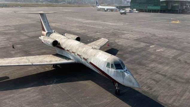 La Aurora Havalimanı'nda tüm operasyonlar durduruldu