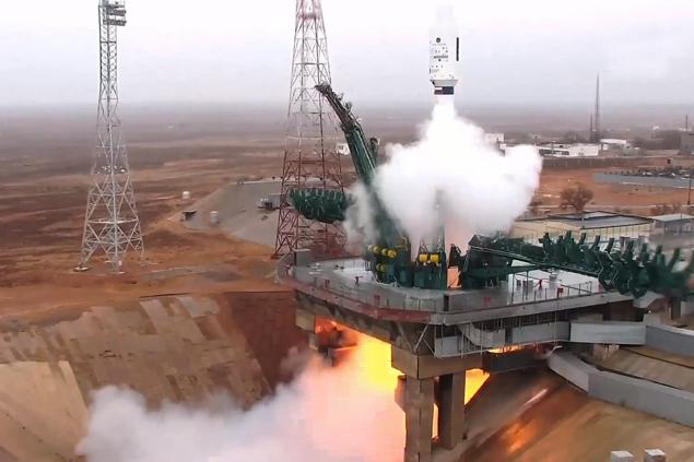 Roscosmos, Kazakista'dan 38 uydu gönderdi