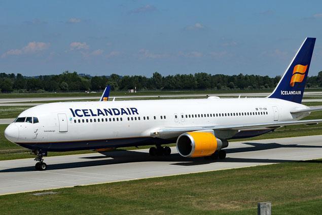 İzlanda Havayolları, B757 uçağını kargoya dönüştürüyor