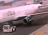 JetBlue'nun A320'si LAK'ta push back aracını ezdi