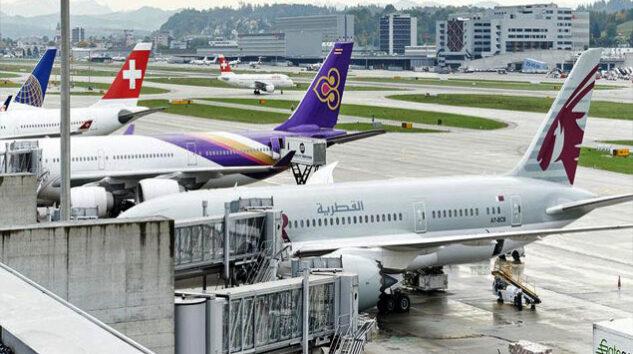 Eurocontrol veri paylaştı, hava ulaşıma hareketlendi