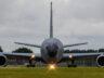 ABD'de atbikatta KC-135 pistten çıktı