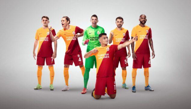 THY, Galatasaray'a forma ve ulaşım sponsoru oldu