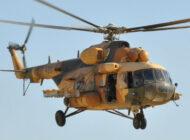 Irak'ta IŞİD operasynu sırasında Mi-17 düştü