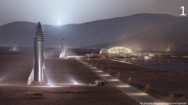 Jeff Bezos, NASA ve SpaceX şirketinin arasını açamadı
