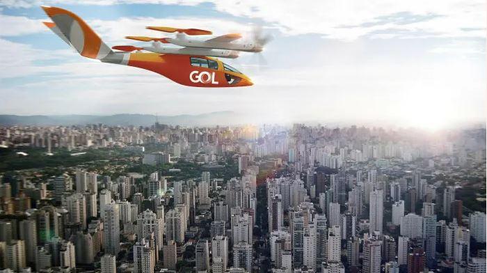 Brezilyalı, Gol Havayolu kısa zamanda hava taksileri kullanacağını açıkldı