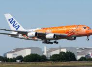 Airbus son A380'i ANA'ya teslim etti